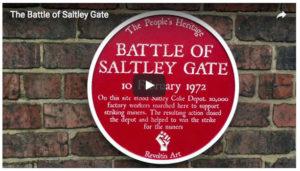 The Battle Of Saltley Gate